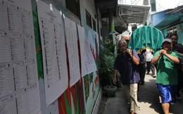 """""""Kẻ giết người thầm lặng"""" trong cuộc bầu cử Indonesia năm 2019"""