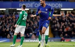 Vòng 32 Premier League 2018/19: Chelsea 3-0 Brighton