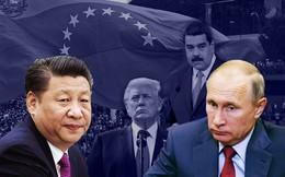 """Nga, Trung Quốc bất ngờ hành động ở Venezuela, """"mang lửa"""" tới sân sau của Mỹ?"""