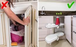 9 sai lầm trong thiết kế bếp khiến cuộc sống của bạn thêm lộn xộn và bất tiện