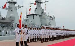 """Trung Quốc """"bẽ mặt"""": Mỹ cấm Lầu Năm Góc cử tàu chiến tham dự 70 năm thành lập hải quân PLA"""