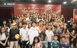 Tạm xa sân cỏ vì chấn thương, trò cưng của thầy Park tưng bừng tổ chức tiệc sinh nhật
