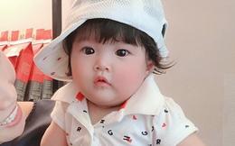 Con gái Diệp Lâm Anh hơn 5 tháng tuổi: Ngày càng bụ bẫm, đáng yêu