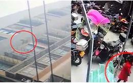 Bé gái 6 tuổi vô tình ngã từ tầng 26 vẫn đi lại bình thường, cư dân mạng hốt hoảng thốt lên: 'Phước lớn mạng lớn là có thật'