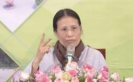 Facebook khóa 2 tài khoản của bà Phạm Thị Yến chùa Ba Vàng