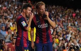 """Tương lai mờ mịt, """"cận vệ"""" bên cạnh Messi muốn sang """"phò tá"""" Ronaldo"""