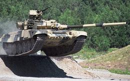 Đối diện chiến tranh tổng lực với Pakistan, Ấn Độ đổ tiền mua gần 500 xe tăng T-90 mới