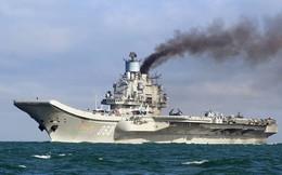 Bi tráng tàu sân bay Đô Đốc Kuznetsov