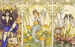 Rút một lá bài Tarot để tìm ra cách giải quyết những khó khăn đang cản trở cuộc sống của bạn
