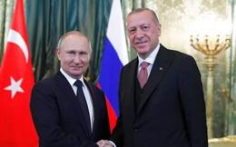 Đằng sau cuộc đàm phán về thương vụ S-400 giữa TT Putin và ông Erdogan