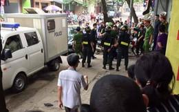 Bắt tạm giam Trần Đình Sang vì tội Chống người thi hành công vụ