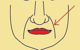 Nếu sở hữu đặc điểm này trên mặt, bạn có thể là người nắm giữ vị trí quyền lực cao