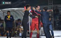 Người cũ của bầu Đức lỡ cơ hội vàng để bỏ xa Hà Nội FC