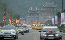 Hơn 400 xe hoa diễu hành rước Phật trước đại lễ Phật Đản Vesak