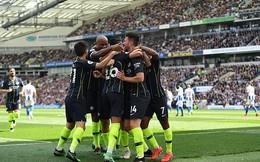 Tổng kết vòng 38 Premier League: Man City lên ngôi vô địch sau chiến thắng thuyết phục