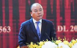 Thủ tướng Nguyễn Xuân Phúc dự khai mạc Vesak tại chùa Tam Chúc, Hà Nam