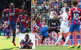 Vòng 38 Premier League 2018/19: Crystal Palace 5-3 Bournemouth