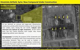 Nga âm thầm xây thêm loạt boongke mới ở căn cứ Hmeymim tại Syria?