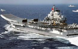 """Hải quân Trung Quốc chưa """"đủ tuổi"""" để quyết đấu với Mỹ: Phân tích của các giáo sư"""