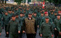 """Tướng không quân Venezuela hô hào chống tổng thống Maduro: """"Đã đến lúc nổi dậy"""""""