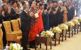 Gần nửa triệu lượt Phật tử và du khách ghé thăm chùa Tam Chúc trong 3 ngày Phật Đản