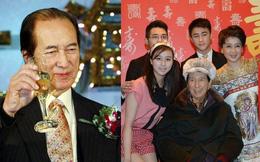 Vua sòng bài Macau 4 vợ 17 con và cuộc chiến tranh giành tài sản đầy khốc liệt