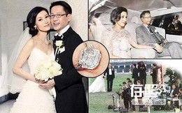 Đọ độ xa hoa của những chiếc nhẫn cưới hàng trăm tỷ đồng: Huỳnh Hiểu Minh - Angelababy hay Lâm Tâm Như cũng phải chịu thua cặp đôi này