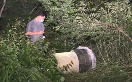 Rúng động vụ thi thể bị đổ bê tông trong thùng: Đập bể bê tông để lấy tử thi thứ hai ra ngoài