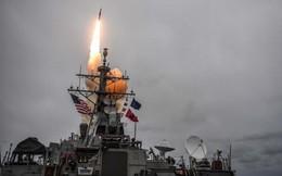 Iran nóng rẫy: Tàu khu trục Mỹ chất đầy tên lửa  Tomahawk đã áp sát Vịnh Ba Tư!