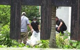 Vụ 2 thi thể bị đổ bê tông: Công an truy tìm 2 phụ nữ thuê nhà, một phụ nữ giống đàn ông