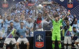 """Man City: Sự """"tàn nhẫn"""" của Pep Guardiola tạo nên lịch sử tại xứ sương mù"""