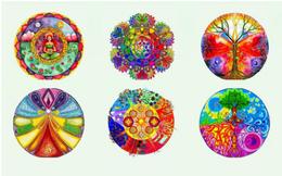 Chọn một biểu tượng Mandala bất kỳ để biết người khác có cách đánh giá và nhìn nhận bạn ra sao