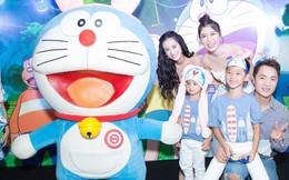 Jun Vũ và dàn nghệ sĩ Việt dự công chiếu phim Doraemon