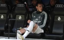 """Gareth Bale: """"Con đường diệt vong"""" từ người hùng đến """"kẻ cặn bã"""" ở Bernabeu"""
