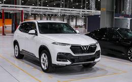 Hôm nay, loạt xe ô tô của VinFast chính thức chạy thử tại Việt Nam