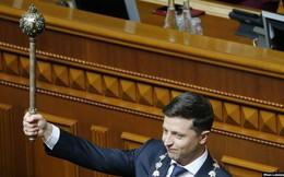 Tân Tổng thống Ukraine Zelenskiy tuyên bố giải tán Quốc hội