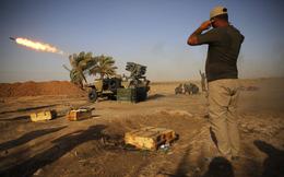 Chảo lửa Trung Đông: Ý đồ và cơ hội của nước Mỹ?