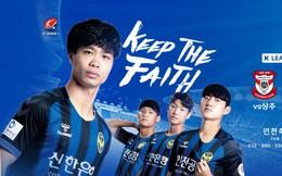 TRỰC TIẾP Incheon United vs Sangju Sangmu: Công Phượng dự bị (18h00)