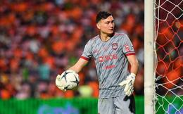 Chơi xuất sắc, Đặng Văn Lâm chỉ chịu thua sự may mắn của ngôi sao U23 Thái Lan