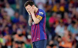 Messi nhận thêm cú sốc, Barcelona đánh mất danh hiệu cuối cùng của mùa giải