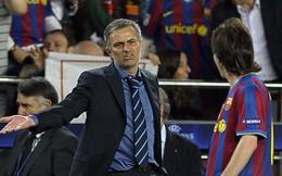 """Mourinho """"ngả mũ"""", phong biệt danh hơn cả Pele cho Messi"""