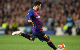 """Quên Ronaldo đi, bởi ngay cả """"thành trì"""" cuối cùng cũng đã bị Messi cướp mất"""