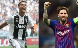"""Messi """"gọi"""", Ronaldo liền """"trả lời"""" theo cách rất riêng"""