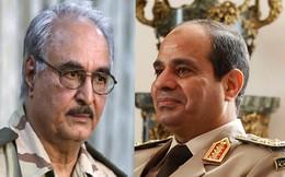 """Ai Cập quyết chiến ở Libya: Tướng Haftar đáp lễ bằng món quà khủng - """"Một cái đầu""""?"""