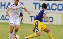 Video vòng 12 V.League 2019: HAGL 0-0 Hà Nội FC