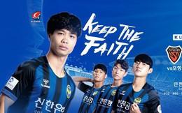 TRỰC TIẾP Gangwon vs Incheon United: Tin buồn cho Công Phượng