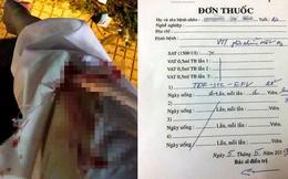 Bị người lạ dùng vật nhọn đâm vào tay, cô gái phải uống thuốc phơi nhiễm HIV