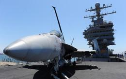 Dọa tuồn dầu ra chợ đen, Iran làm Mỹ nóng gáy: Tàu sân bay lên đường cùng phi đội ném bom