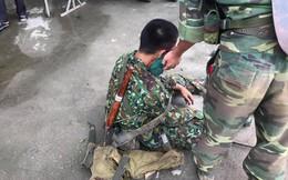 Nguyên nhân xe quân đội bị lật ngửa khiến hàng chục chiến sĩ bị thương