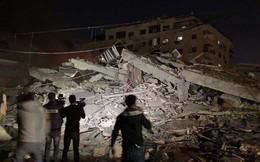 Hãng Anadolu: Rocket Israel san phẳng trụ sở thông tấn Thổ Nhĩ Kỳ